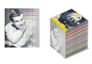 Les idoles de Jeunesse, une compilation de 20 CD