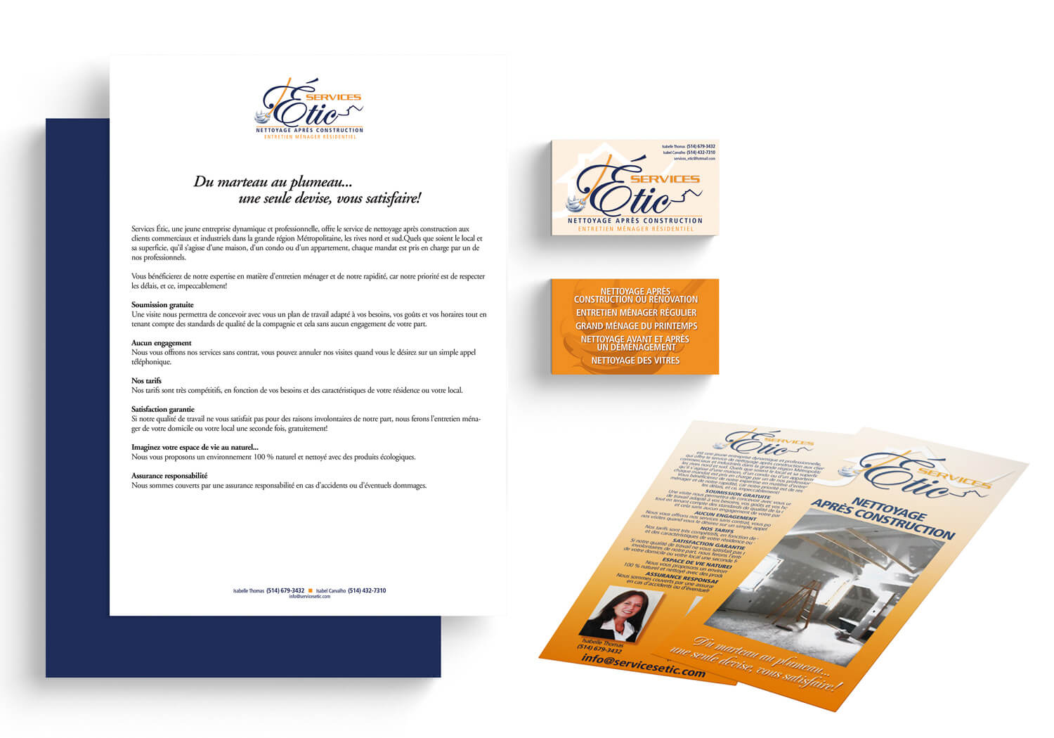 Papeterie Services Etic