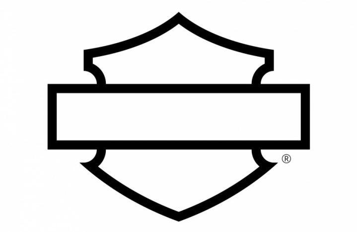Logo Bar'n'Shield Harley-Davidson